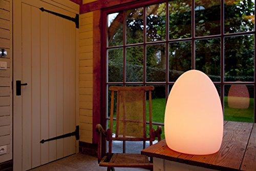 Imagilights Egg LED Blanc - Lumière d'ambiance (56 Bulb (s), LED, 50000 h, 24 couleurs, blanc, 100 - 240)