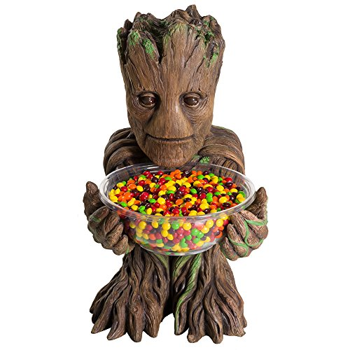 Verwandte Batman Kostüm - PARTY DISCOUNT Neu Candy Bowl Holder Groot, ca. 50 cm Hoch