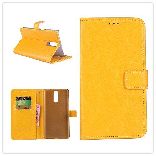 Funda® Flip Brieftasche Hülle für TP-Link Neffos X1 Lite(Muster 5)