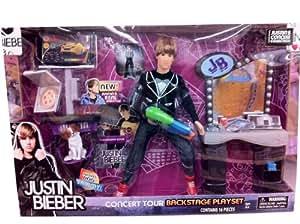 Bravado Justin Bieber Concert Tour Backstage Playset