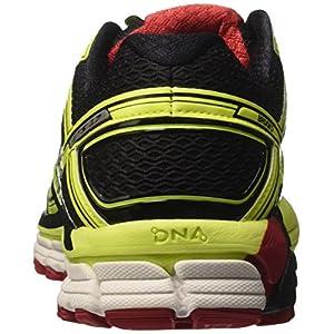 brooks Adrenaline GTS 17, Zapatos para Correr para Hombre, (Nightlife/Black/truered), 40 EU