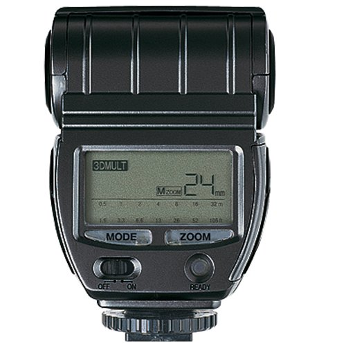 Bargain Sunpak PZ-40X Power Zoom Flashgun for Nikon Discount