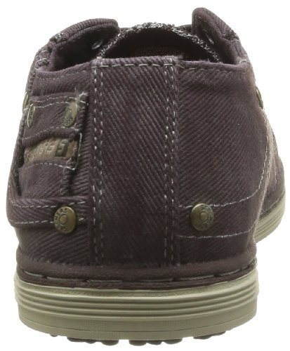 Skechers Sorino Berg, Baskets mode homme Marron (Choc)