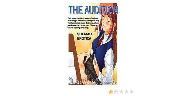 Manga Shemale Clip