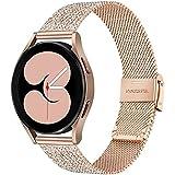 TRUMiRR Reemplazo para Samsung Galaxy Watch 42mm/Galaxy Watch Active/Gear Sport Correa de Reloj, 20mm Correa de Reloj de Mall