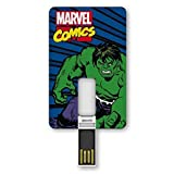 Tribe Marvel Hulk 8 GB 8 GB USB 2.0 Multi USB Flash Drive – USB-Speicher (USB 2.0, Andere, Multi, Blister)