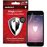 Apple iPhone 6/6S Screen Protector, MediaDevil Magicscreen Crystal Clear (Invisible) Edition - (2 x Protectors)