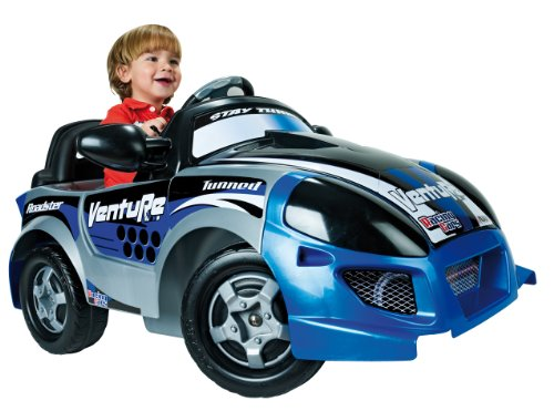 Féber 800007620 Roadster Venture 6 V - Coche para niños