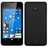 Microsoft Lumia 540 Silikonhülle Schutzhülle Hülle Tasche Handytasche Basic TPU Silikon Case ...
