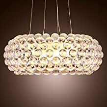 Amazon.it: Lampadari Moderni Design
