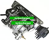 GOWE Auto Turbo für Smart Fortwo Roadster (MC01) Komplettes Turbocharger GT1238S 727211/727211-5001S / 727211-0001 / A1600960999