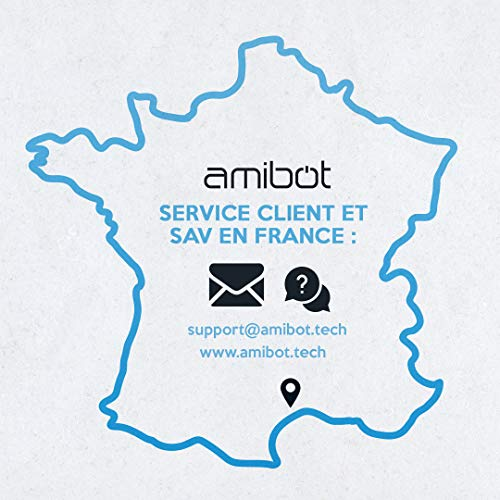 AMIBOT Animal H2O-Robots Aspirateurs