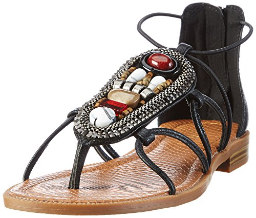 Nine West Women's Nwgrinning3 Gladiator Sandals