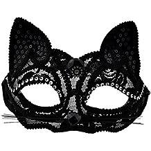 KEFAN Máscara de Mascarada Disfraz de fiesta Carnaval de Halloween Máscara de ojo ...