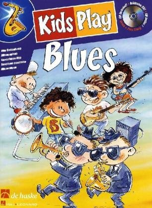 Kids Play Blues - Altsaxophon, m. Audio-CD