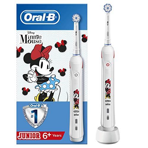 Oral-B Junior Brosse À Dents Électrique Par Braun, Minnie
