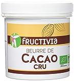 Beurre de cacao cru Bio 400g