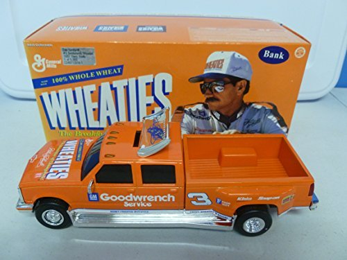 action-1997-dale-earnhardt-goodwrench-wheaties-chevy-dually-black-window-bank-124