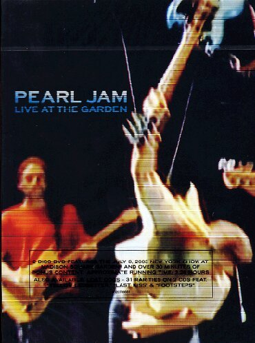 Pearl Jam - Live at the Garden [2 DVDs] - Pearl Garden
