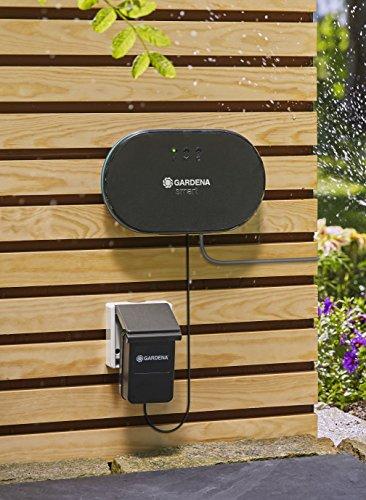 GARDENA smart Irrigation Control: Bewässerungssteuerung für bis zu 6 Ventile (24 V), individuell programmierbare Bewässerungsdauer pro Ventil, steuerbar über Smartphone (19032-20) - 4