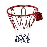 Pellor Indoor & Outdoor Hanging Wall-mounted Basketball Hoop Basketball Box For Children Kids