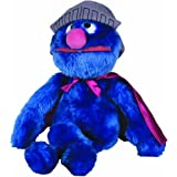 Barrio Sésamo - Peluche Super Coco, 42 cm (United Labels 800886)