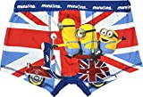 Minions Boxershorts England, mehrfarbig (S)