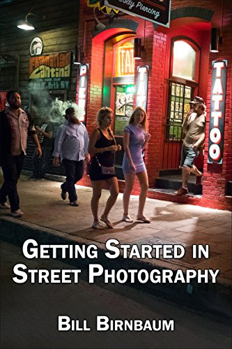 Getting Started in Street Photography (English Edition)