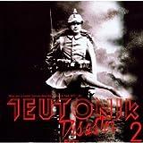 Teutonik Disaster 2 - Zwei! (More Rare & Rockin' German New Wave Punk & Funk 1977-1982) (2003-05-03)