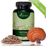 Extracto de Reishi de Vegavero | Sistema inmunológico + Antioxidante + Cansancio + Estrés +...