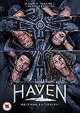Haven - Season 5 Volume 2: The Final Episodes [DVD]