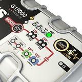 NOCO Genius G15000UK 12V/24V 15A Pro Series UltraSafe Smart Battery Charger