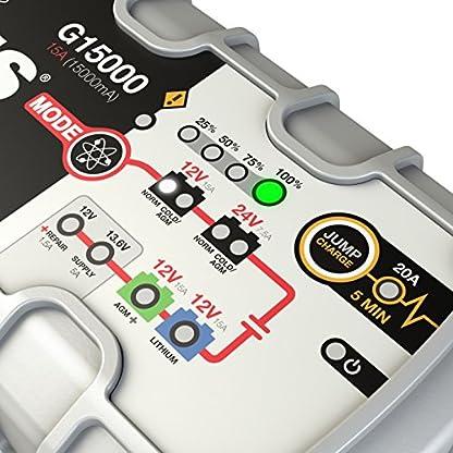51PjyQ9KCYL. SS416  - NOCO Cargador de batería Inteligente Pro Series UltraSafe