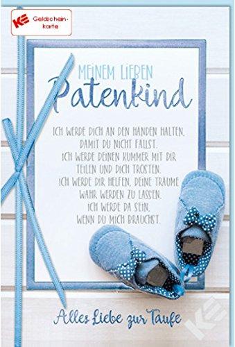 Brief An Mein Patenkind Zur Taufe Brief An Das