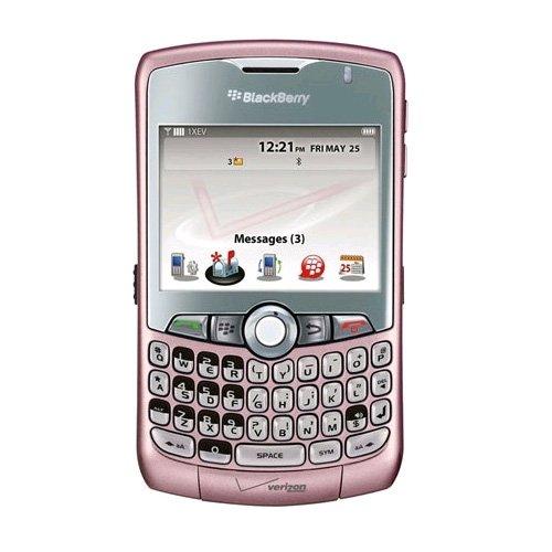 Verizon RDU-14176-056 BlackBerry Curve 8330 Replica Dummy Phone/Toy Phone, Pink by Verizon Verizon Blackberry 8330 Curve