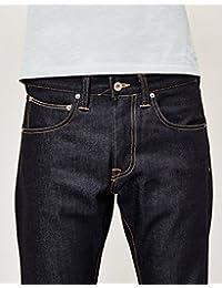 Edwin Homme ED-55 régulières fuselés Jeans, Bleu