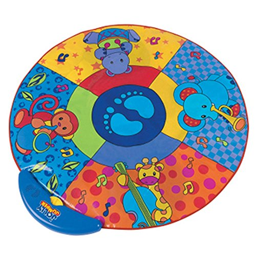 Jolly Jumper Musical Mat 51Pk bUsbSL