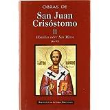 Obras de San Juan Crisóstomo. II: Homilías sobre el Evangelio de San Mateo (46-90): 2 (NORMAL)