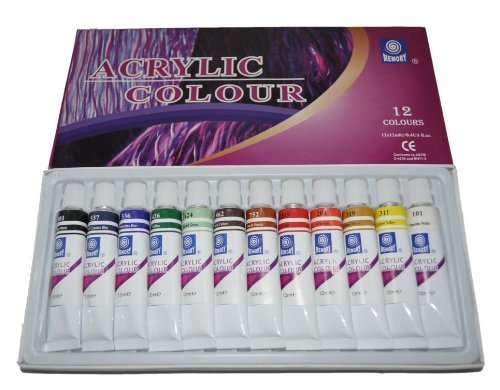 memory-professional-artists-acrylic-paint-set-12-colours-in-12ml-aluminium-tubes-retail-packed