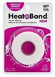 Therm-o-Web Hem - Cinta termoadhesiva (9,5 x 9,1 mm, fuerza normal)