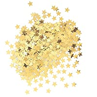Hen Party Superstore Gold Metallic Star Confetti