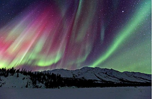 Polarlichter: Sonnenzauber am Nachthimmel: Alle Infos bei Amazon