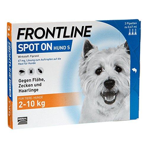 Boehringer Ingelheim Vetmedica Frontline Spot on Hund 10 3 STK