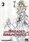 Les brigades immunitaires, tome 3 par Shimizu