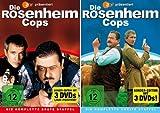 Die Rosenheim Cops - Staffel 1+2 (Special Edition) (6 DVDs)