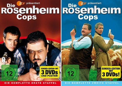 Staffel 1+2 (Special Edition) (6 DVDs)