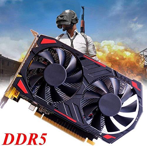 Juan GeForce GTX750 Tarjeta gráfica 2G 128bit DDR5 Juego Geforce (GTX 750 TI Gaming X 2G)