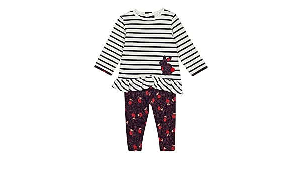 1a21d88bd J by Jasper Conran Kids Baby Girls  Multicoloured Rabbit Top and ...