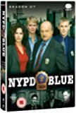 NYPD Blue Complete Season 7 [DVD]