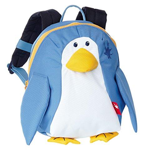 Sigikid Kindergartenrucksack Motiv Pinguin im Test